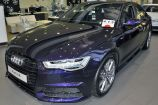 Audi A6. AUDI EXCLUSIVE_СИНИЙ ПЕРЛАМУТР (PALACE BLUE)