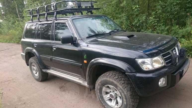 Nissan Patrol, 2003 год, 730 000 руб.