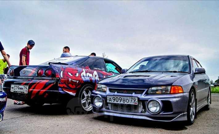 Mitsubishi Lancer Evolution, 1997 год, 450 000 руб.