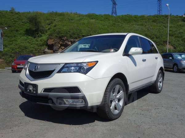 Acura MDX, 2010 год, 1 690 000 руб.