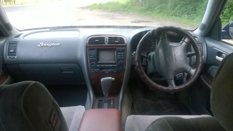 Nissan Cedric, 1997 год, 160 000 руб.
