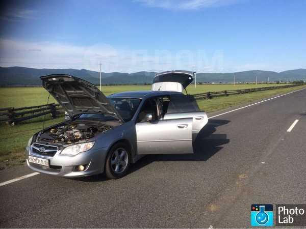 Subaru Legacy, 2008 год, 590 000 руб.