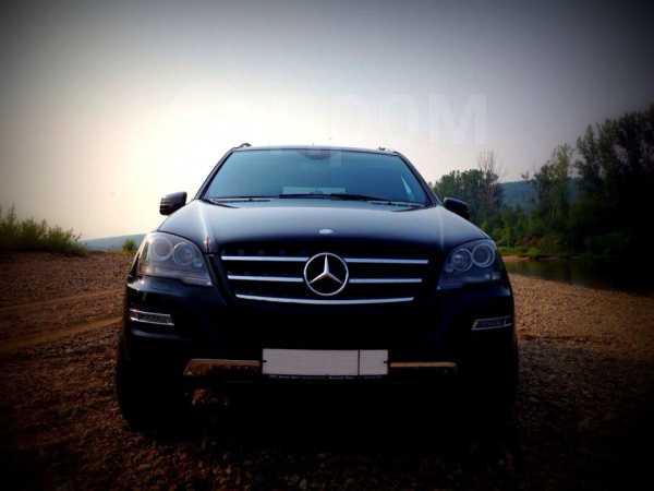 Mercedes-Benz M-Class, 2011 год, 1 600 000 руб.