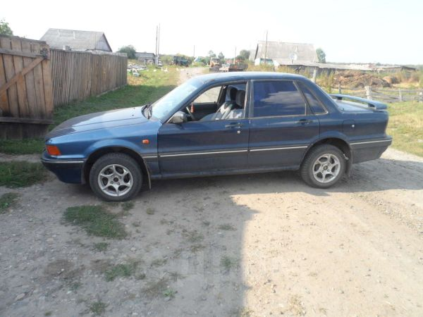 Mitsubishi Galant, 1990 год, 90 000 руб.