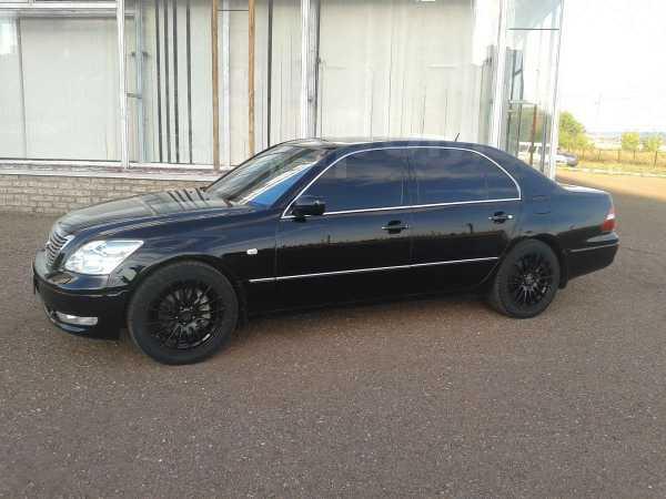 Lexus LS430, 2005 год, 800 000 руб.