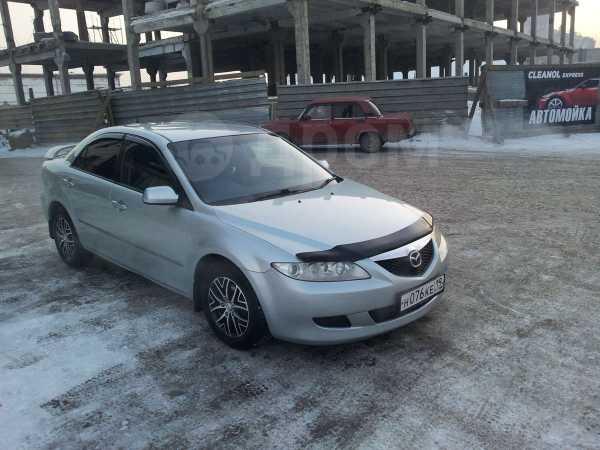 Mazda Atenza, 2002 год, 340 000 руб.