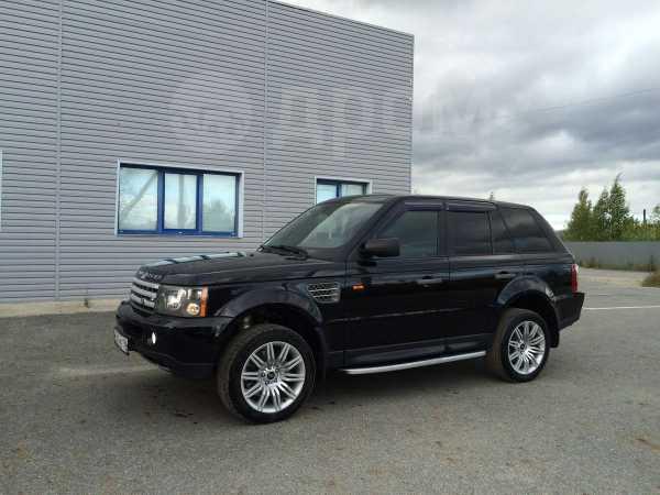 Land Rover Range Rover Sport, 2006 год, 990 000 руб.