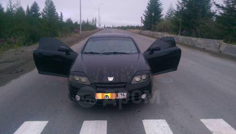 Hyundai Tuscani, 2003 год, 350 000 руб.