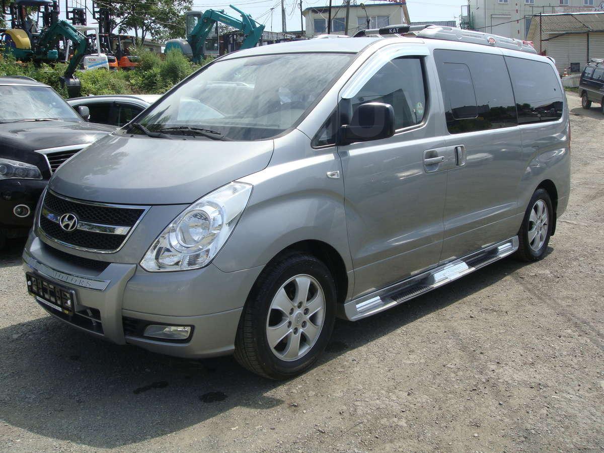 hyundai grand starex автомобили в наличии
