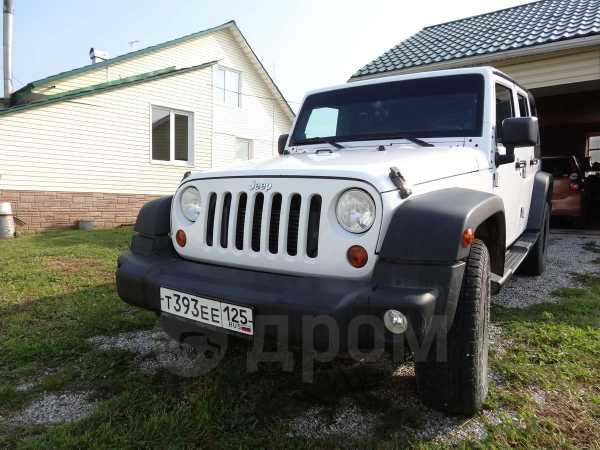 Jeep Wrangler, 2013 год, 2 400 000 руб.
