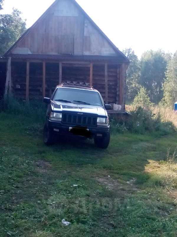 Jeep Grand Cherokee, 1996 год, 240 000 руб.