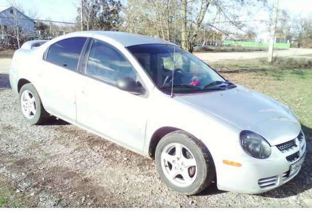 Dodge Neon, 2002 год, 185 000 руб.