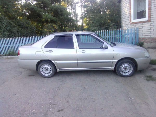 Chery Amulet A15, 2007 год, 165 000 руб.