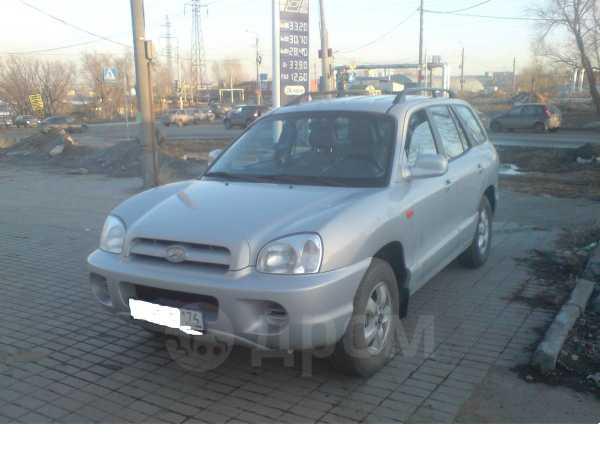 Hyundai Santa Fe Classic, 2010 год, 610 000 руб.