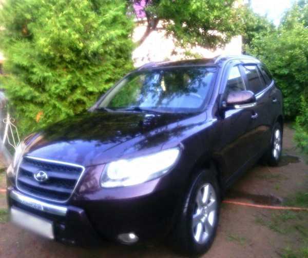 Hyundai Santa Fe, 2008 год, 715 000 руб.