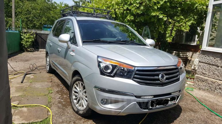 SsangYong Stavic, 2013 год, 1 150 000 руб.