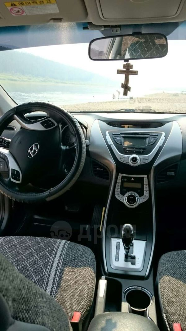 Hyundai Avante, 2011 год, 645 000 руб.