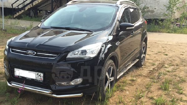 Ford Kuga, 2015 год, 1 600 000 руб.