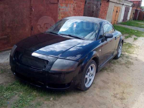 Audi TT, 2002 год, 380 000 руб.