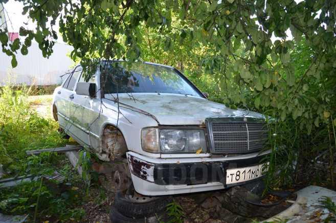 Mercedes-Benz 190, 1989 год, 40 000 руб.