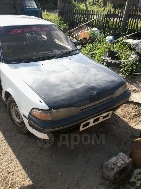 Toyota Carina, 1989 год, 30 000 руб.