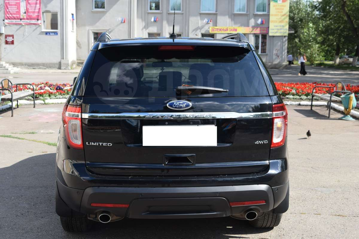 форд эксплорер 1 мануал на русском языке