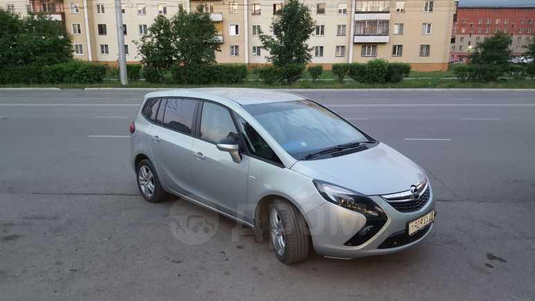 Opel Zafira, 2013 год, 700 000 руб.