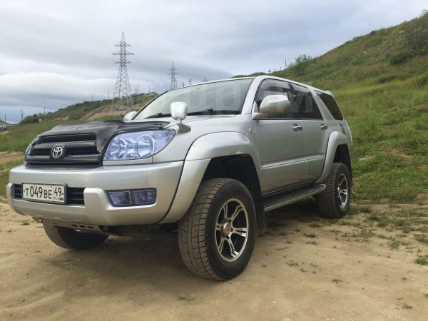 Toyota Hilux Surf, 2003 год, 990 000 руб.