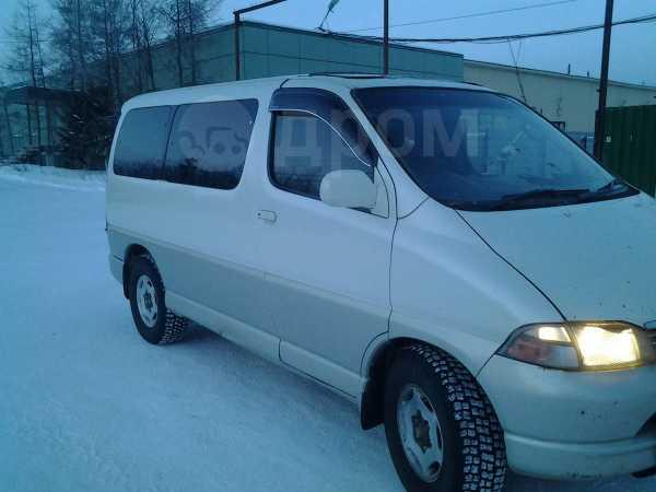 Toyota Granvia, 1998 год, 300 000 руб.