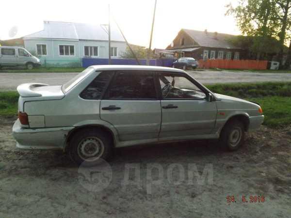 Лада 2115 Самара, 1999 год, 65 000 руб.