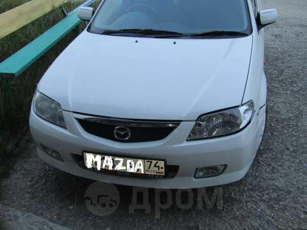 Mazda Familia S-Wagon, 1999 год, 140 000 руб.