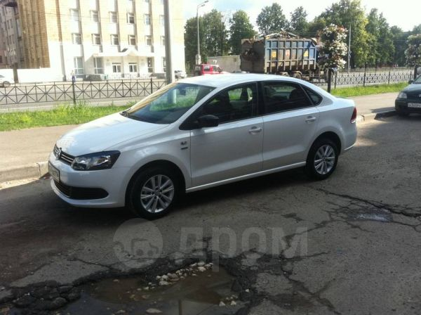 Volkswagen Polo, 2013 год, 550 000 руб.