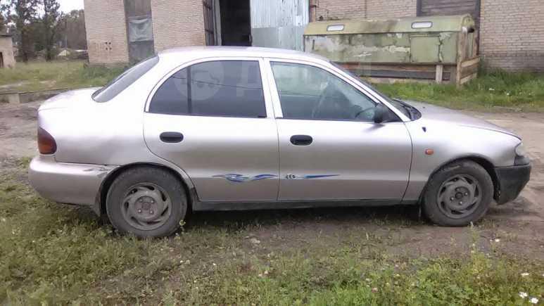 Hyundai Accent, 1995 год, 80 000 руб.