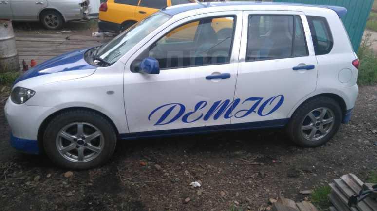 Mazda Demio, 2003 год, 205 000 руб.