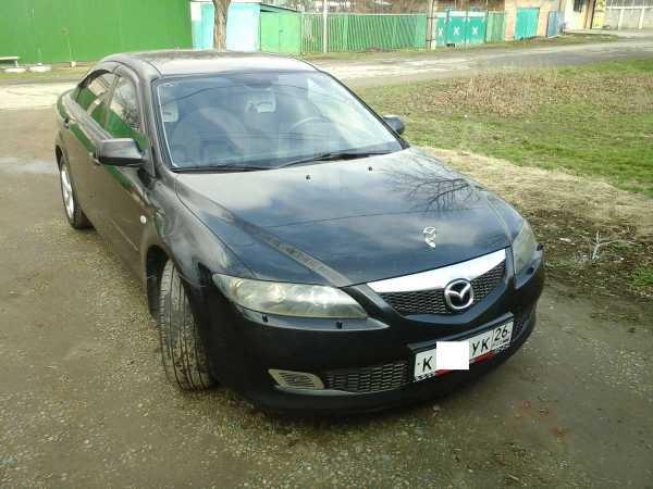 Mazda Mazda6, 2007 год, 385 000 руб.