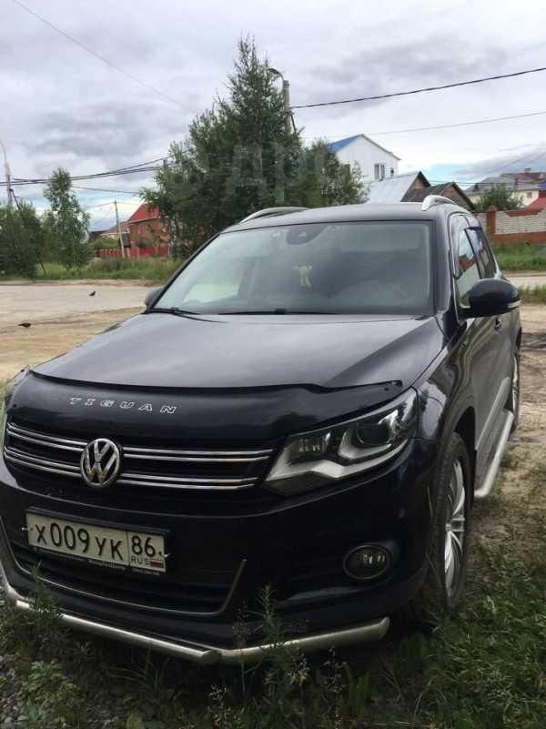 Volkswagen Tiguan, 2013 год, 1 450 000 руб.