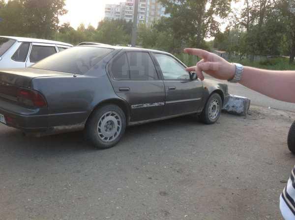 Nissan Maxima, 1992 год, 53 000 руб.
