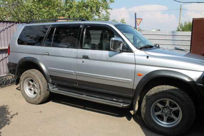 Mitsubishi Pajero Sport, 2004 год, 650 000 руб.