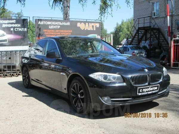 BMW 5-Series, 2013 год, 1 560 000 руб.