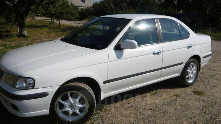 Nissan Sunny, 2002 год, 165 000 руб.