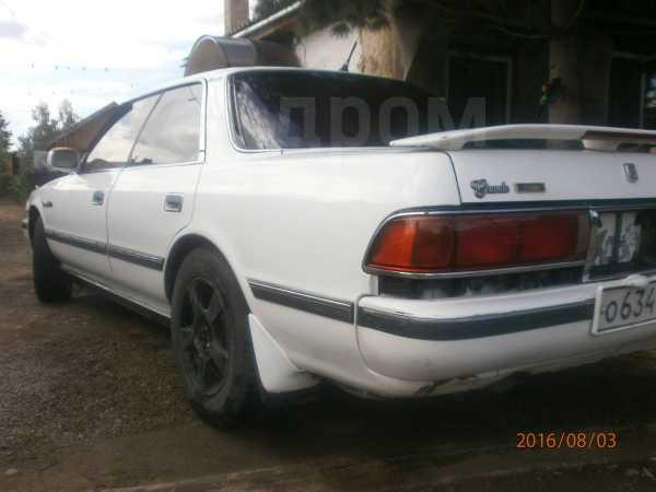 Toyota Mark II, 1990 год, 65 000 руб.