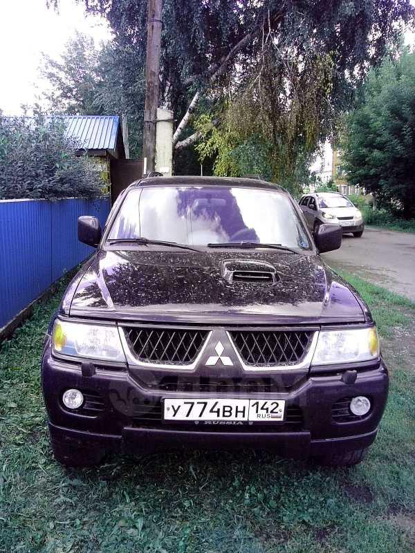 Mitsubishi Pajero Sport, 2008 год, 830 000 руб.