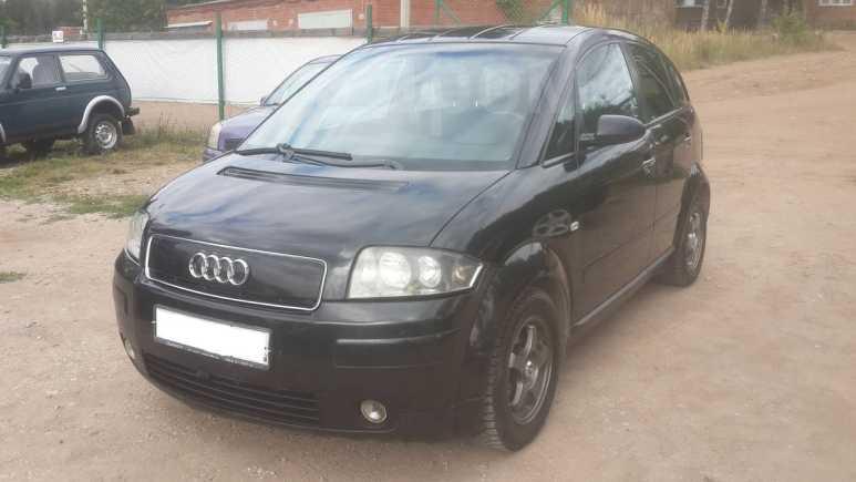 Audi A2, 2002 год, 235 000 руб.