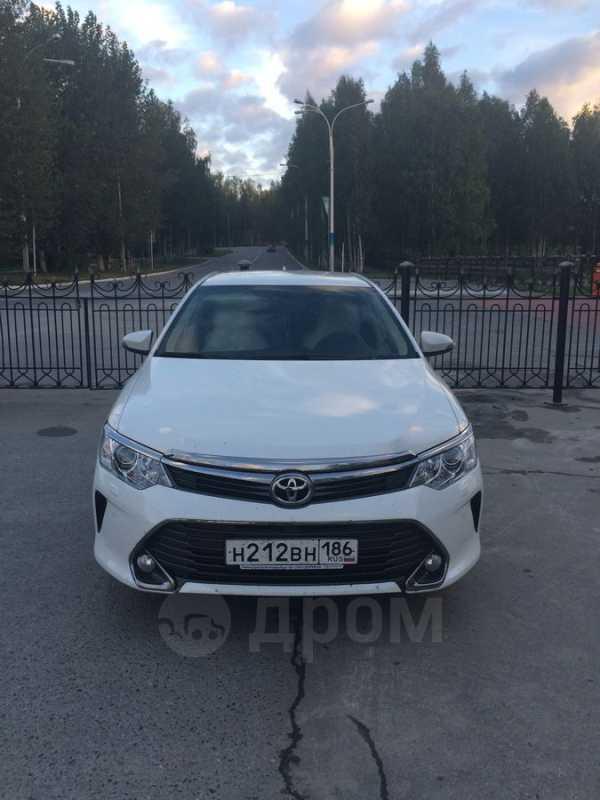 Toyota Camry, 2015 год, 1 670 000 руб.