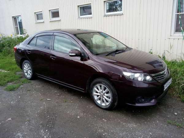 Toyota Allion, 2010 год, 560 000 руб.