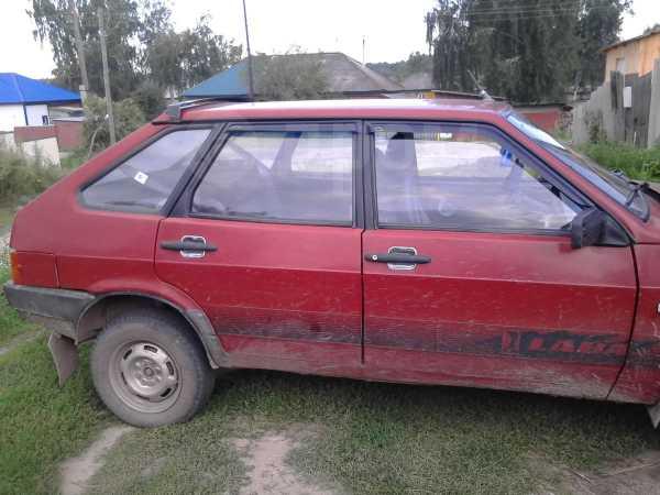Лада 2109, 1996 год, 53 000 руб.
