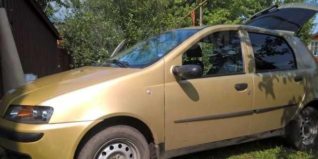 Fiat Punto, 1999 год, 65 000 руб.
