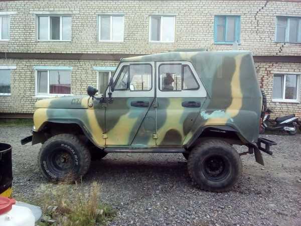 УАЗ 469, 1989 год, 220 000 руб.