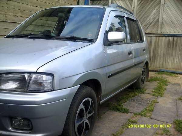Mazda Demio, 1999 год, 150 000 руб.