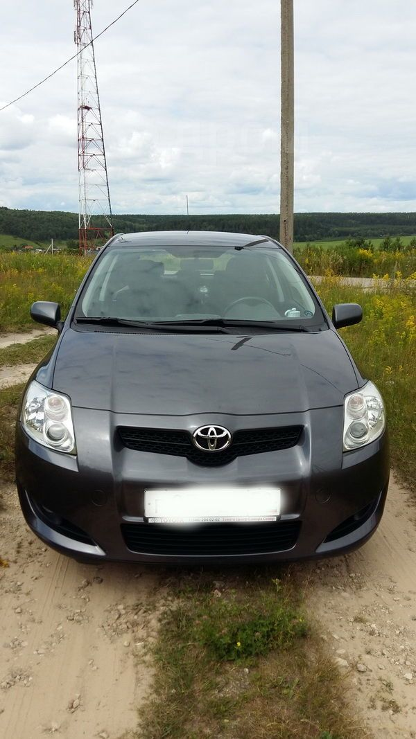 Toyota Auris, 2008 год, 440 000 руб.